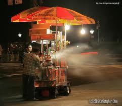 NYC Street Vendor